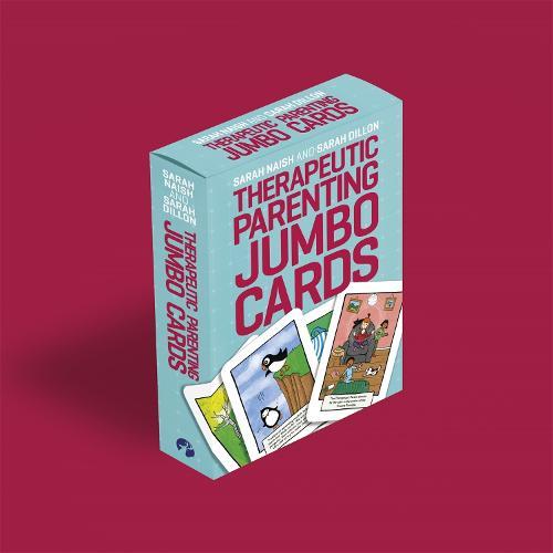Therapeutic Parenting Jumbo Cards - Therapeutic Parenting Books