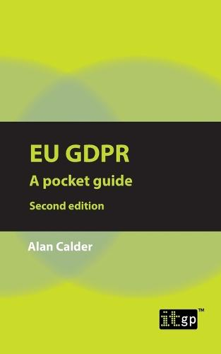 EU GDPR, second edition: A pocket guide (Paperback)