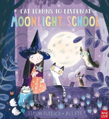 Cat Learns to Listen at Moonlight School - Moonlight School (Paperback)
