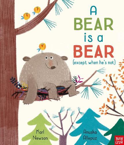 A Bear is a Bear (Paperback)