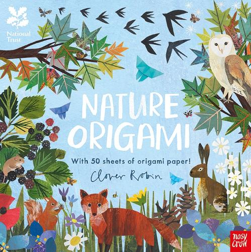 National Trust: Nature Origami (Paperback)