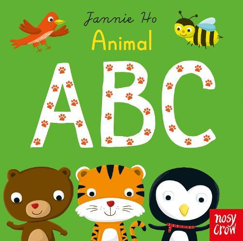 Animal ABC - Jannie Ho's ABC (Board book)
