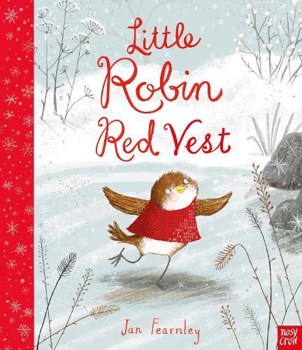 Little Robin Red Vest (Paperback)