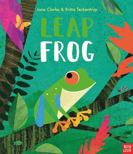 Leap Frog (Hardback)