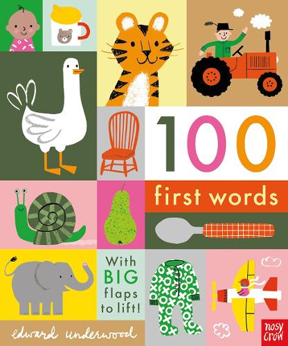 100 First Words (Board book)
