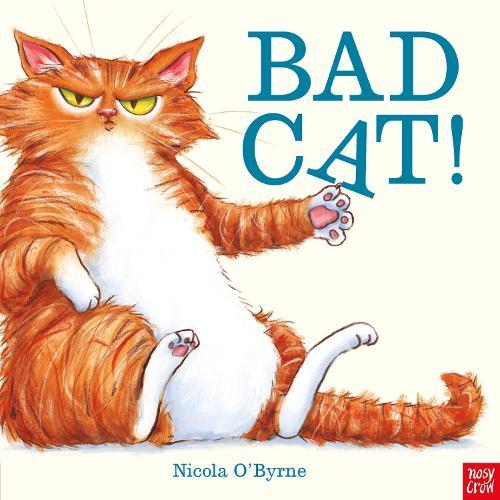 Bad Cat! (Hardback)