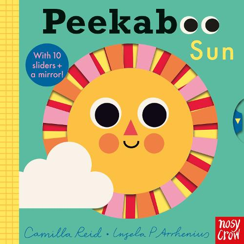 Peekaboo Sun - Peekaboo (Board book)