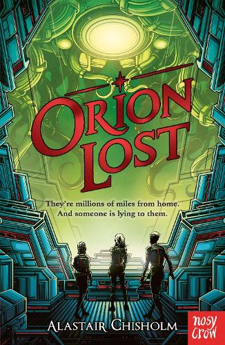 Orion Lost (Paperback)