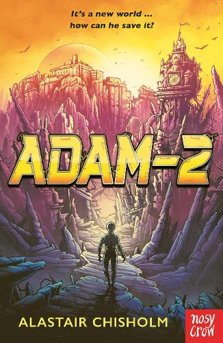 Adam-2 (Paperback)