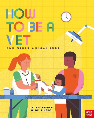 How to Be a Vet and Other Animal Jobs - How to be a... (Paperback)