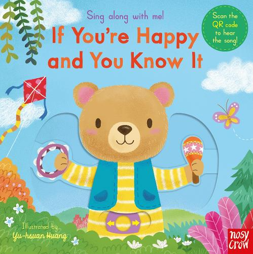 Sing Along With Me! If You're Happy and You Know It - Sing Along with Me! (Board book)