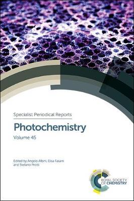Photochemistry: Volume 45 - Specialist Periodical Reports (Hardback)