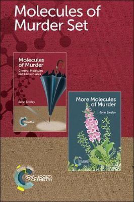 Molecules of Murder Set (Hardback)