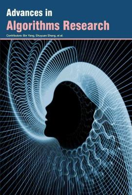 Advances in Algorithms Research (Hardback)