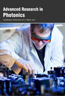 Advanced Research in Photonics (Hardback)