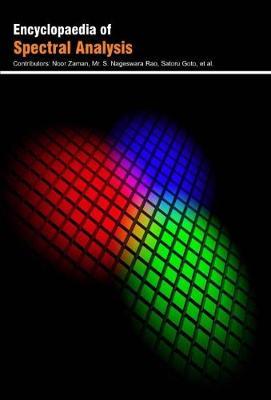Encyclopaedia of Spectral Analysis (Hardback)