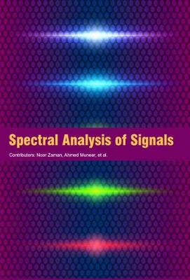Spectral Analysis of Signals (Hardback)