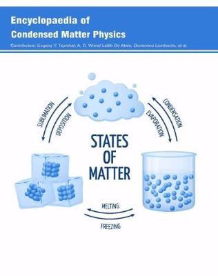 Encyclopaedia of Condensed Matter Physics (Hardback)