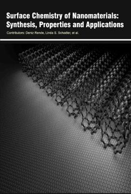 Surface Chemistry of Nanomaterials: Synthesis, Properties and Applications (Hardback)