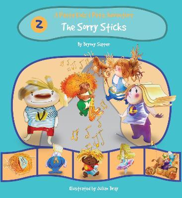 The Pasta Kidz: The Sorry Sticks - A Pasta Kidz (TM) and Petz Adventure 2 (Paperback)