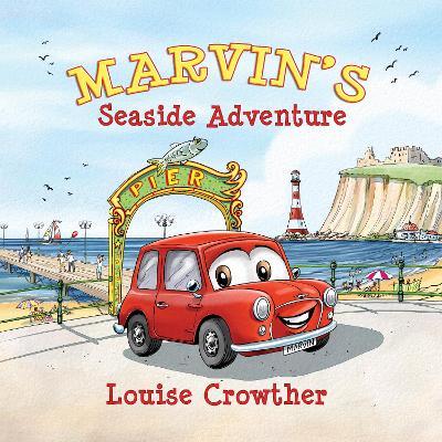 Marvin's Seaside Adventure (Paperback)