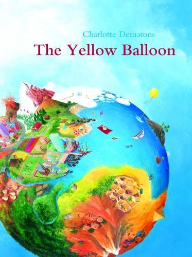 The Yellow Balloon (Hardback)