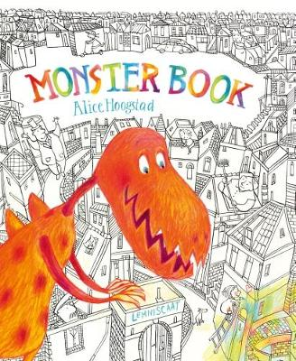 Monster Book (Hardback)