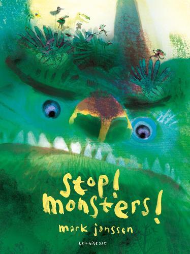 Stop! Monsters! (Hardback)