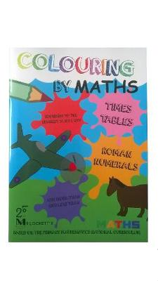Colouring by Maths (Paperback)