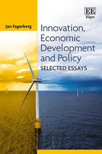 Innovation, Economic Development and Policy: Selected Essays (Hardback)