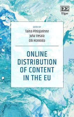 Online Distribution of Content in the Eu (Hardback)