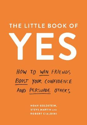 The Little Book of Yes: How to win friends, boost your confidence and persuade others (Paperback)
