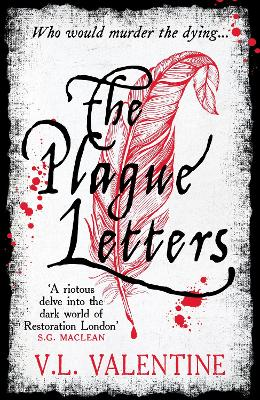The Plague Letters (Hardback)