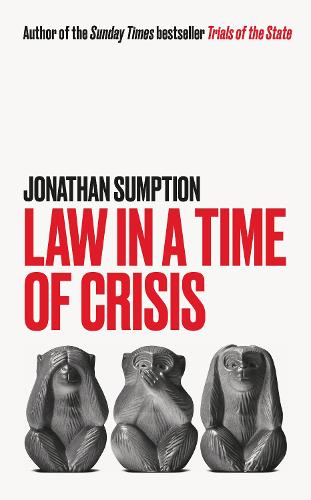 Law in a Time of Crisis (Hardback)