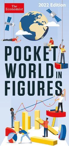 Pocket World In Figures 2022 (Hardback)