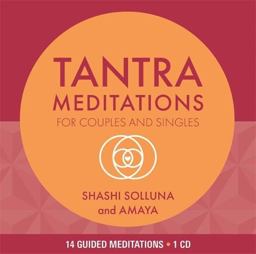 Tantra Meditations for Couples and Singles (CD-Audio)