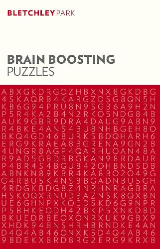 Bletchley Park Brain Boosting Puzzles (Paperback)