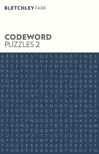 Codeword Puzzles 2 (Paperback)