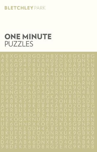 Bletchley Park One Minute Puzzles (Paperback)