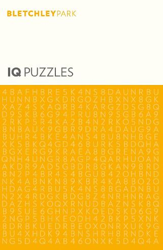 Bletchley Park IQ Puzzles (Paperback)