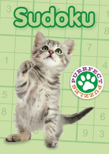 Purrfect Puzzles Sudoku - Purrfect Puzzles (Paperback)