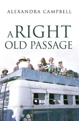 A Right Old Passage (Paperback)