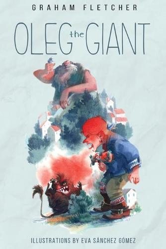 Oleg The Giant (Paperback)