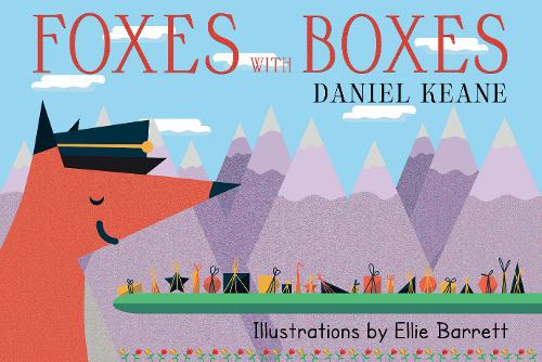 Foxes With Boxes (Paperback)