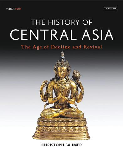History of Central Asia (Hardback)