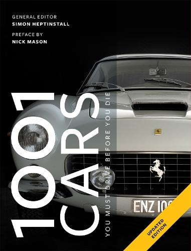 1001 Cars To Dream of Driving Before You Die - 1001 (Paperback)