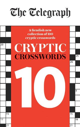 The Telegraph Cryptic Crosswords 10 - The Telegraph Puzzle Books (Paperback)