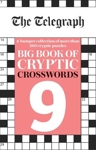 The Telegraph Big Book of Cryptic Crosswords 9 (Paperback)