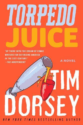 Torpedo Juice - A Serge Storms Adventure (Paperback)