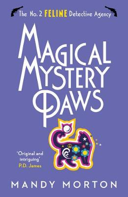 Magical Mystery Paws - The No. 2 Feline Detective Agency (Paperback)